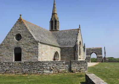 Chapelle de Penhors Pouldreuzic
