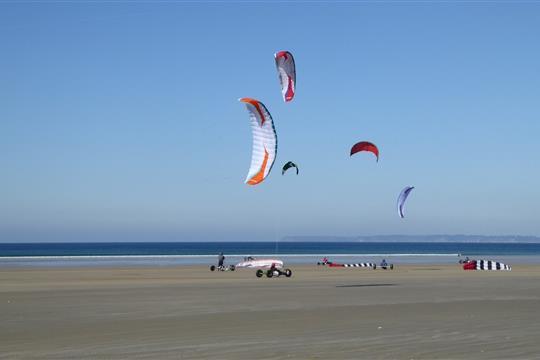 activites a la plage pouldreuzic penhors
