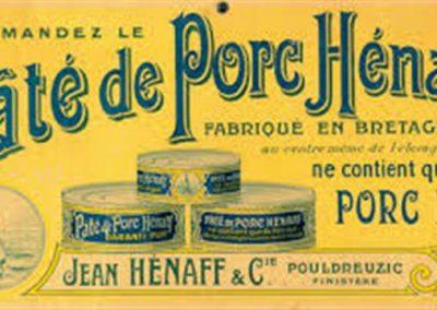 Paté Hénaff Pouldreuzic