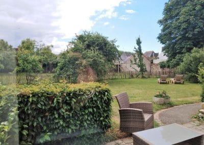 vue jardin studio
